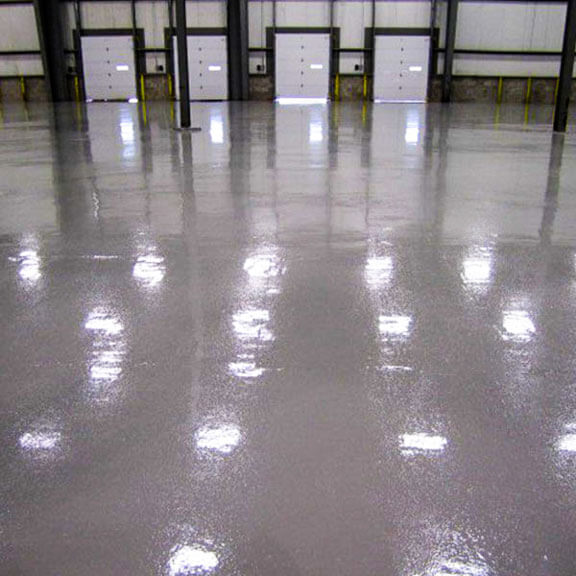 water clear epoxy coating